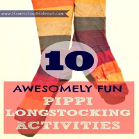 Pippi Longstocking Activities