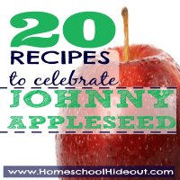 20 Johnny Appleseed Recipes