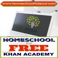 Using Khan Academy in Your Homeschool