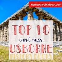 Top 10 Usborne History Books