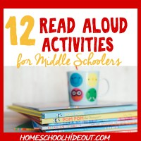 12 Read Aloud Activities for Middle Schoolers