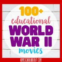 100+ Educational WWII Movies & Series