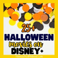 25+ Halloween Movies on Disney+