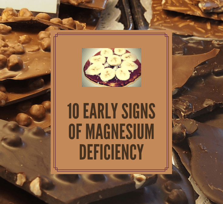 10 Early Signs of Magnesium