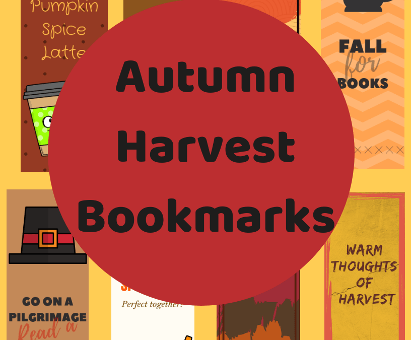 Autumn Bookmarks and More