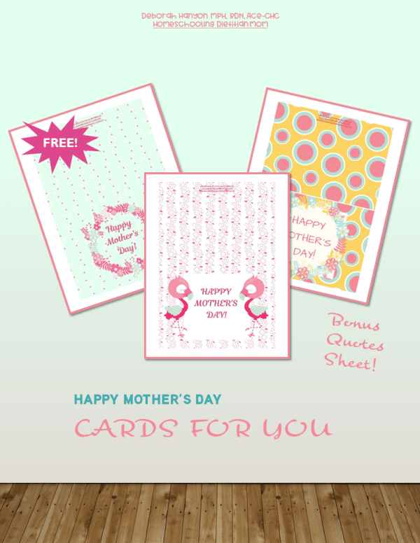 Whimsical Mothers Day