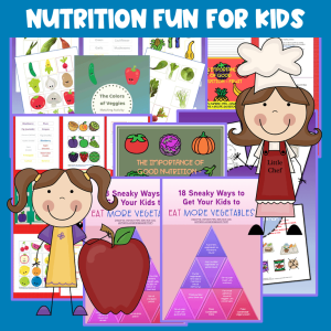 Nutrition Fun for Kids