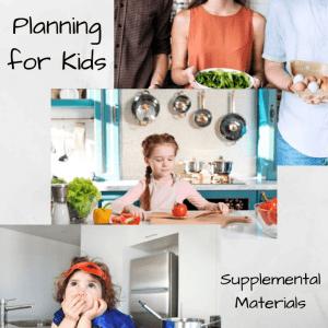 Meal Prep for Kids