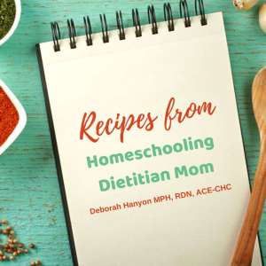 Recipe a Week Book