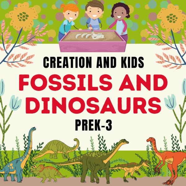 Creation and Kids K-3