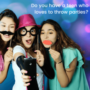 Teen Party Planning Course