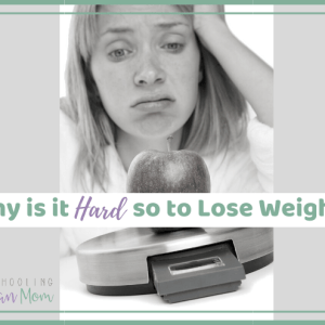 Why is is so hard to lose weight workbook