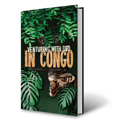 Venturing with God in Congo - A Missionary Story