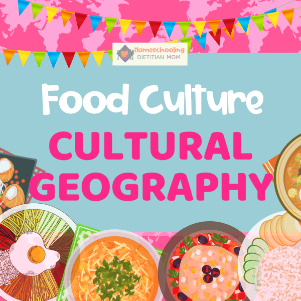 Food Culture - Cultural Geography