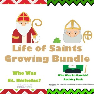 LIfe of Saints Growing Bundle