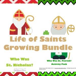 LIfe of Saints Growing Bundle