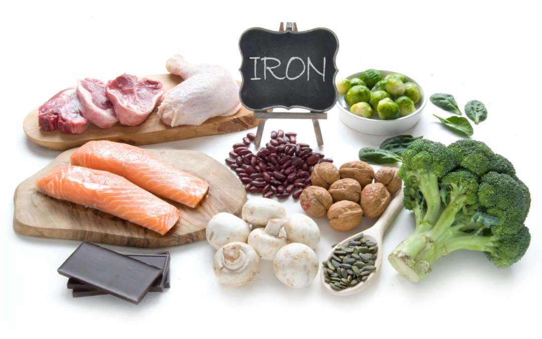 Recipes High in Iron and Vitamin C