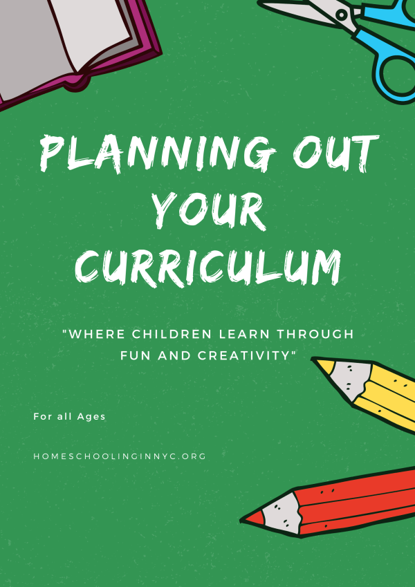 How to Create your own Curriculum