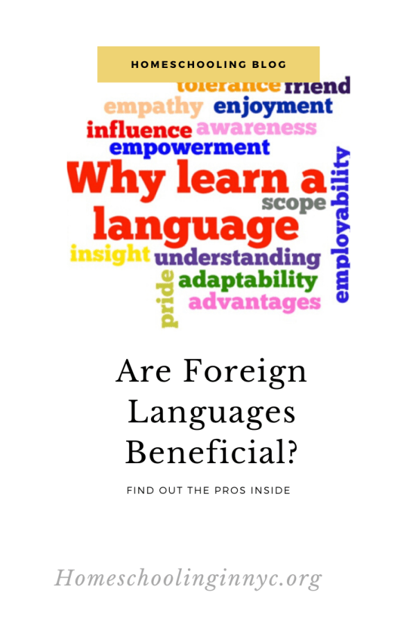 Foreign Languages- should they be taught? Or Not?