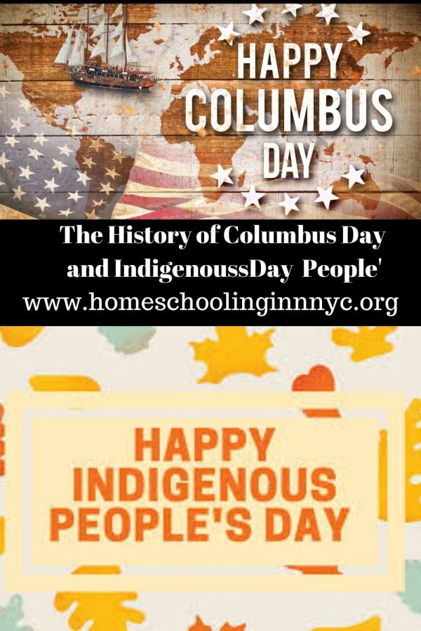Indigenous Day aka Columbus Day
