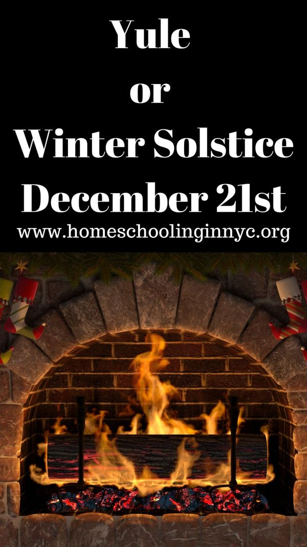 Yule/ Winter Solstice