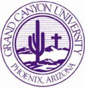 Grand Canyon University Seal