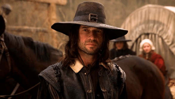 Solomon Kane movie