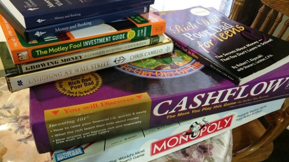 Business books and games pic-1