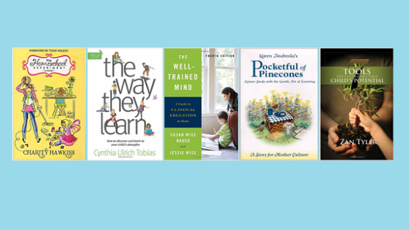 Amazing 5 Books to Read If You Are a Homeschooling Parent