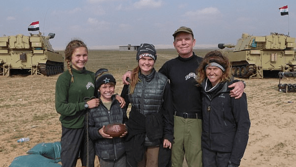 The Eubank Family: On the Front Lines