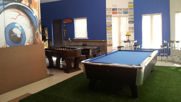Renovating Your Basement into the Perfect Game Room