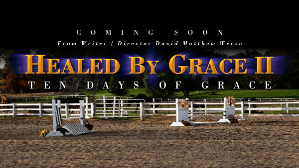 Healed by Grace 2 (+ DVD Combo Giveaway!)