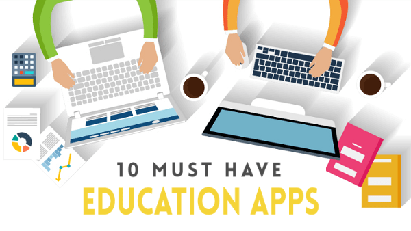 10 Must Have Education Apps