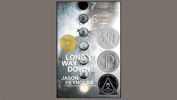 Long Way Down, by Jason Reynolds