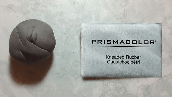 Why You Need a Kneaded Eraser
