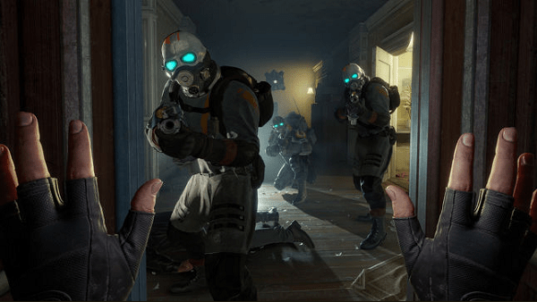 Half-Life: Alyx VR Game to Launch in March