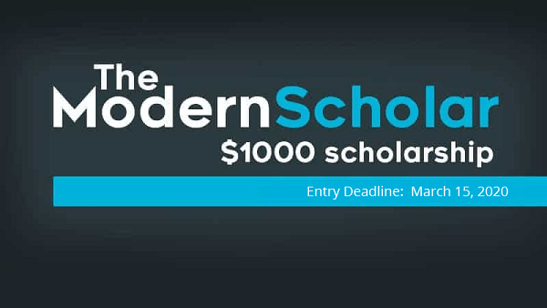 Modern Castle Scholarship 2019