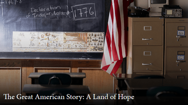 A Land of Hope: An Invitation to the Great American Story