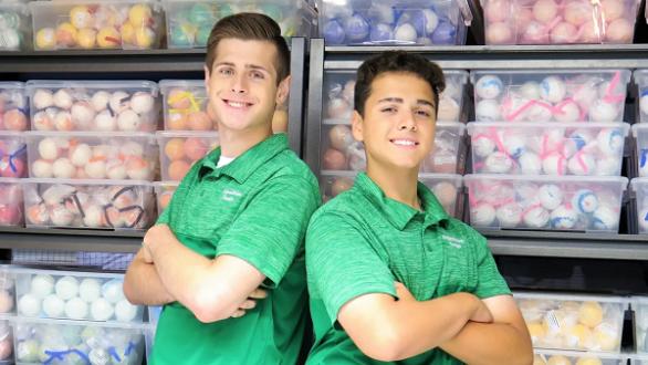 teen entrepreneurs
