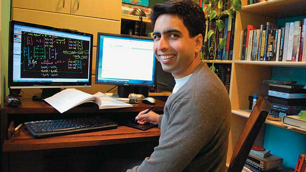Sal Khan: Virtual Learning is Not a Complete Replacement
