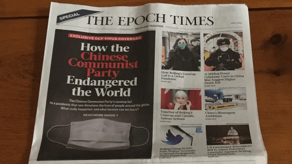 The Curious Story Behind The Epoch Times
