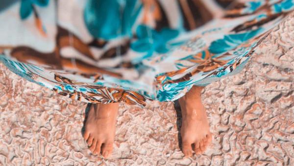My Grandmother's Feet
