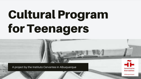 Spanish Cultural Program for Teenagers