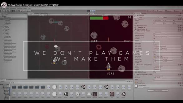 video games design