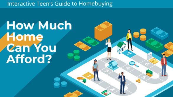 The Simple Dollar Interactive Teen's Guide to Home Buying