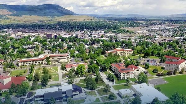 Eastern Oregon University: Oregon's Rural University  By HST