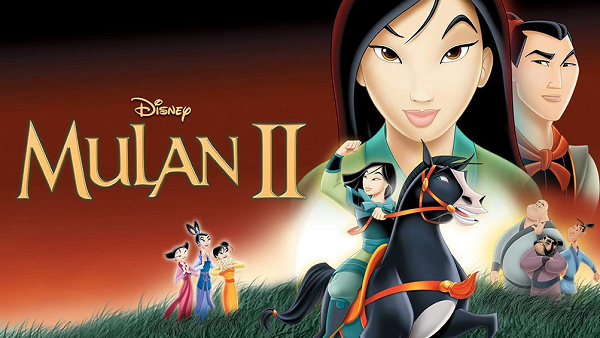 Review of Mulan II  By HST