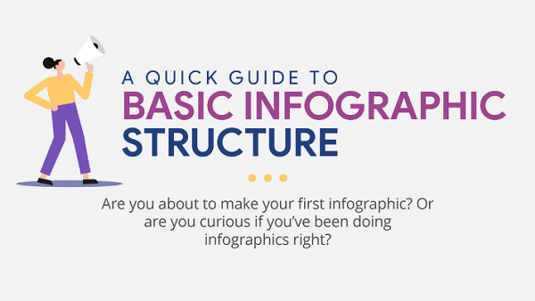 How to Design an Infographic  By HST