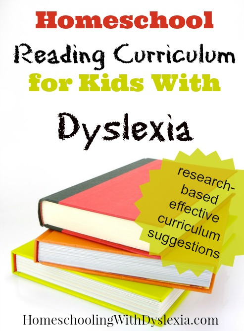 The goal of this post is to point you in the right direction to find reading curricula for teaching reading to kids with dyslexia that really work.