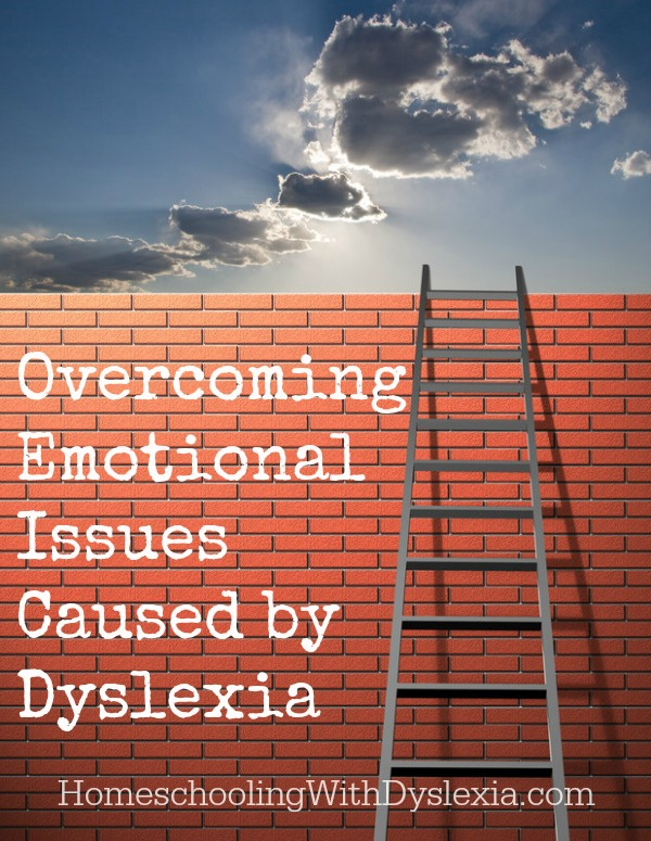 The main factor that determines whether a person with dyslexia will thrive or not is the presence of someone in their life that is supportive. Here are some tips to help with overcoming emotional issues from dyslexia.